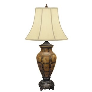 Leaf Hatch Ormolu 32 Table Lamp