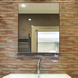 Vanity Wall Mirrors bronze mirrors you'll love | wayfair