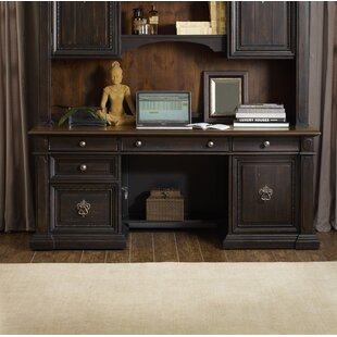 Treviso Solid Wood Executive Desk