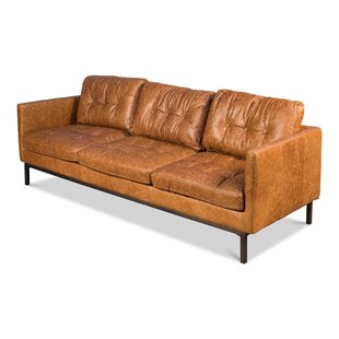 Marquez Modern Sofa by 17 Stories