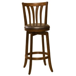 Albrecht 25.5 Swivel Bar Stool DarHome Co