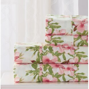 Simons Hibiscus Sheet Set