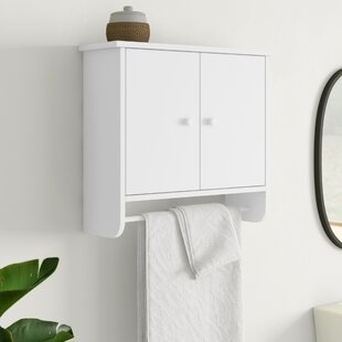 Review Helen 56.03cm X 51.28cm Wall Mounted Cabinet