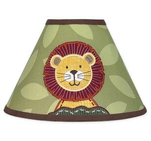 Jungle Time 10 Cotton Empire Lamp Shade