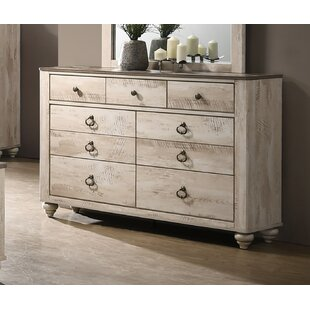 Gracie Oaks Church Street 9 Drawer Dresser