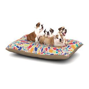 Miranda Mol Flourishing Geometric Dog Pillow With Fleece Cozy Top By East Urban Home Online Page Echo Rand 1 600