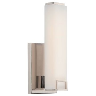 Poston 1-Light LED Bath Sconce..