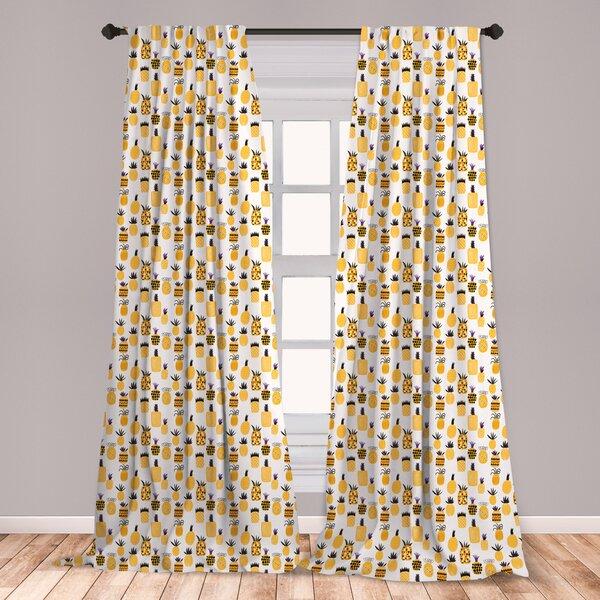 Beach Style Curtains Wayfair