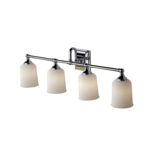 Low priced Harvard 4-Light Vanity Light By Feiss
