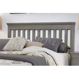 Queen Slat Headboard by Gracie Oaks