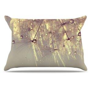 sparkles of gold pillowcase