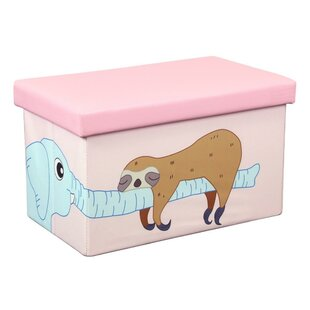 Mattias Toy Box by Zoomie Kids
