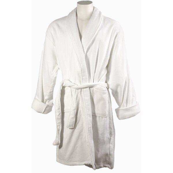 Mens Berry Cloth Robe  ac4e7f595