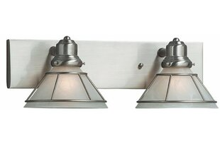Find the perfect Craftsman 2-Light Vanity Light By Dolan Designs