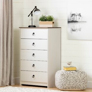 Plenny 5 Drawer Chest
