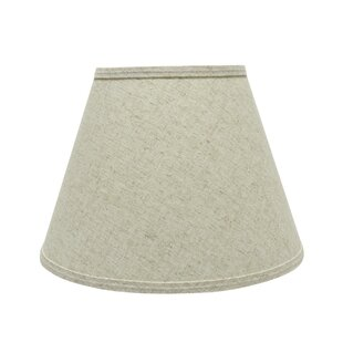 Compare Transitional Hardback 13 Fabric Empire Lamp Shade By Darby Home Co