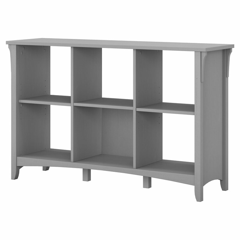 Three Posts Salina Cube Bookcase & Reviews