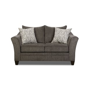 Simmons Upholstery Woodbridge Loveseat by Wrought Studio