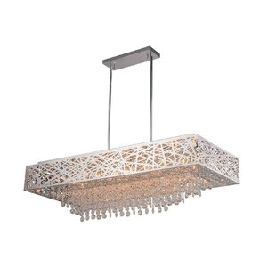 Eternity 16-Light Crystal Chandelier by CWI Lighting