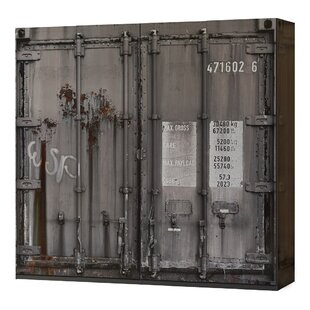 17 Stories Calvin Container Armoire