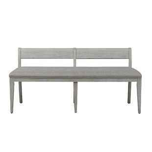 Ophelia & Co. Konen Wood Bench