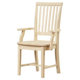 Pleasanton Solid Wood Dining Chair
