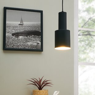 Mcclain 1-Light Cylinder Pendant