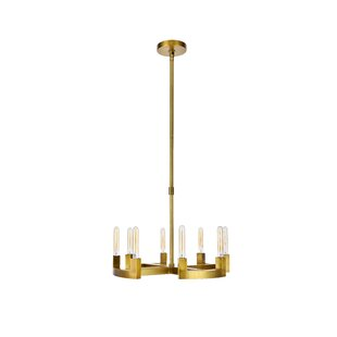 Donnell 8-Light Chandelier..