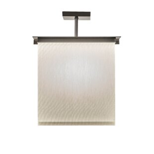 Meyda Tiffany Greenbriar Oak 2-Light Square/Rectangle Chandelier