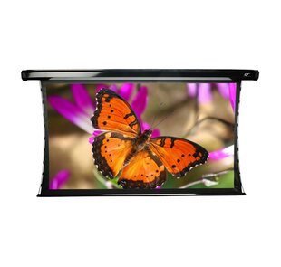 CineTension2 Black Electric Projection Screen