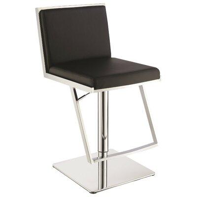 Superb Wunderlich Metal Adjustable Height Swivel Bar Stool Orren Theyellowbook Wood Chair Design Ideas Theyellowbookinfo