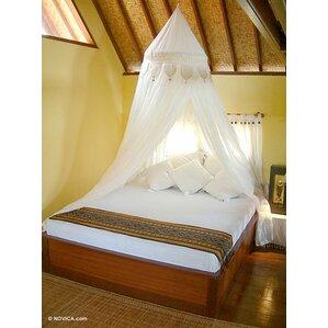 bingaman sleeping beauty bed canopy