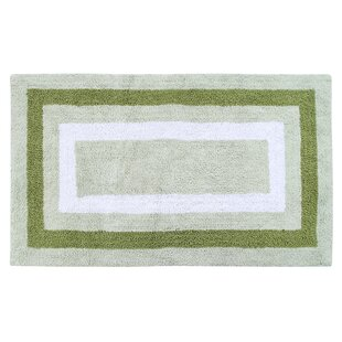 Deverell 100% Soft Cotton Bath Rug