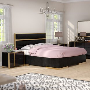 Nuri King Platform Configurable Bedroom Set