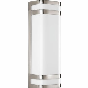 Wyche 2-Light Outdoor Flush Mount