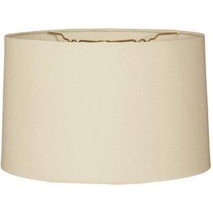 Bargain 10 Linen Drum Lamp Shade By Alcott Hill