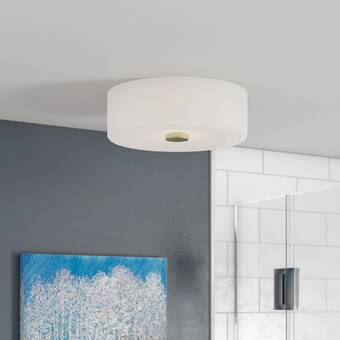 Ayers 1 Light 24 5 Led Flush Mount Allmodern