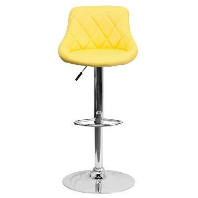 Modern Yellow Bar Counter Stools Allmodern