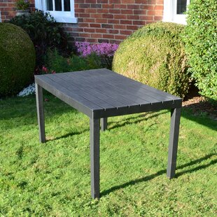 Orson Plastic Dining Table Image