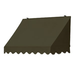 Traditional 2ft. x 4ft. Replacement Cover Awning