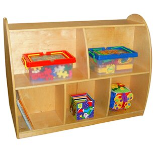 Compare prices Two Sided Arch 30 Bookcase by A+ Child Supply Reviews (2019) & Buyer's Guide