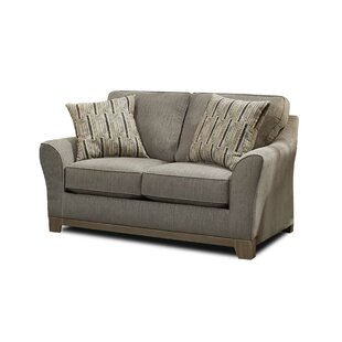 Dora Loveseat by Millwood Pines Best