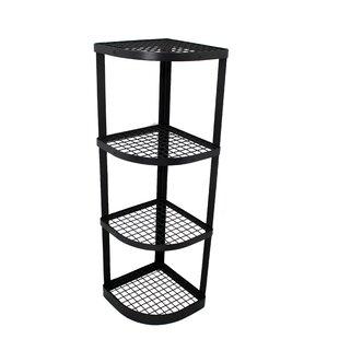 Corner Steel Freestanding Pot Rack
