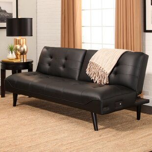 Oshields Click Clack Convertible Sofa by ..