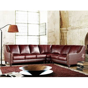 Chilhowee Sectional by Canora Grey