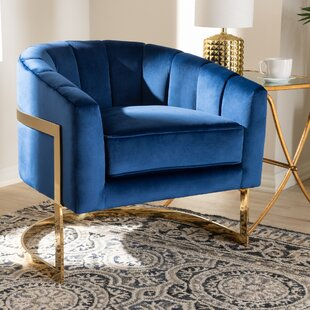Compare Folkston Barrel Chair by Everly Quinn Reviews (2019) & Buyer's Guide