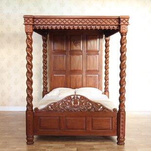 Janna Bed Frame By Astoria Grand