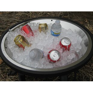 Fire Pit Ice Bucket Insert By The Outdoor GreatRoom Company