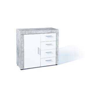 Chessani 5 Drawer Chest By Metro Lane