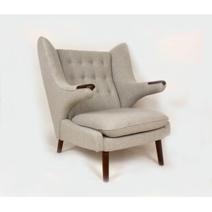 Best Reviews Olsen Wingback Chair by Stilnovo Reviews (2019) & Buyer's Guide